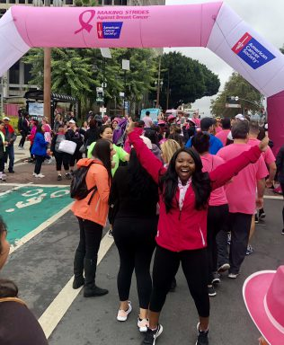 MarieZQ - Strides Against Cancer