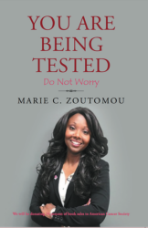 You Are Being Tested Book Cover